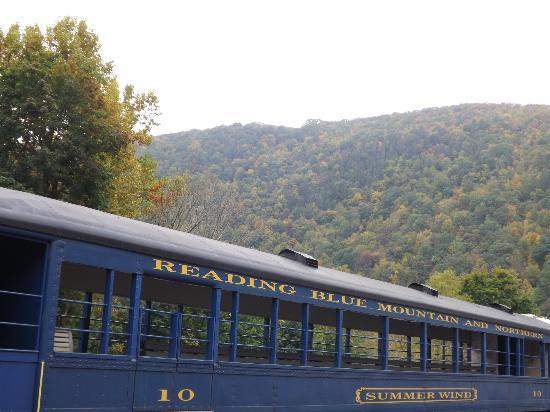 Lehigh Gorge Scenic Railway: Passenger Car