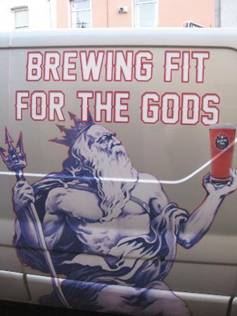 The Cottage Bar: Brewing fit for the gods