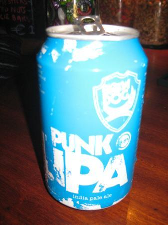The Cottage Bar: Punk IPA