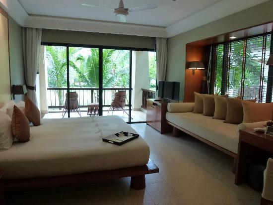 Layana Resort and Spa: Chambre