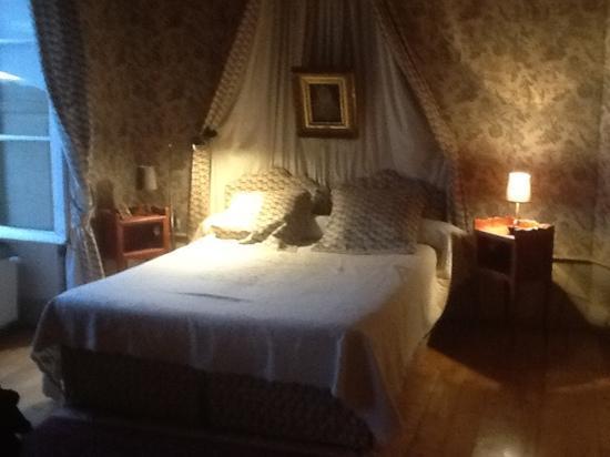 La Reserve: our room