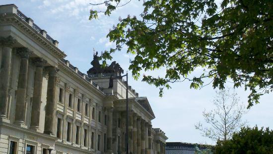 Braunschweig, Deutschland: Schloß Arkaden