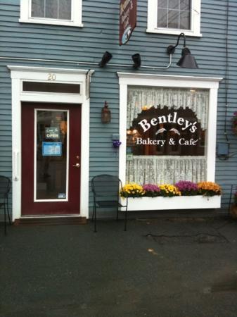 Bentley's Bakery and Cafe : Bentley's