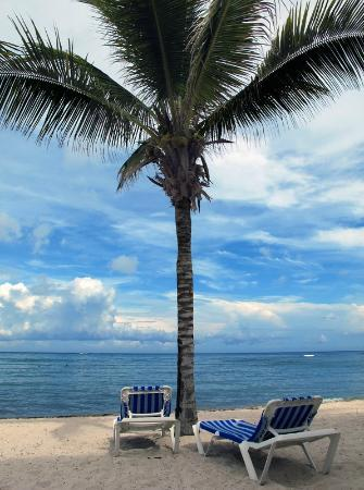 Playa Blanca Condominiums: Beach at Playa Blanca Condos.