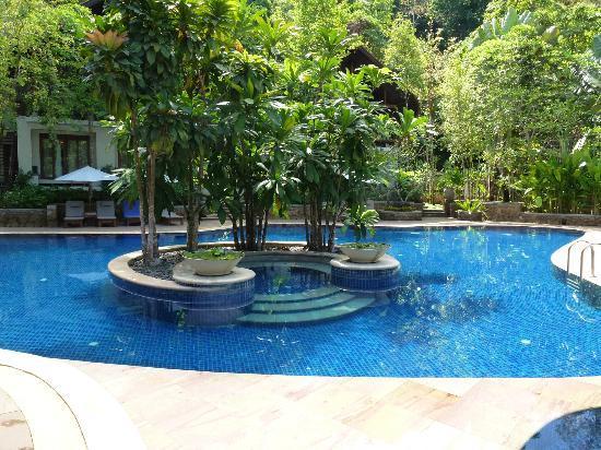 The Tubkaak Krabi Boutique Resort : Piscine