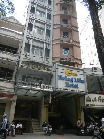 Hoang Lien Hotel: ホテル