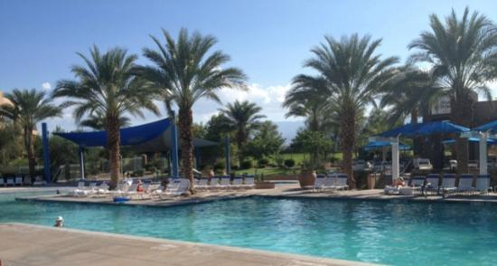Marriott's Shadow Ridge I-The Villages: Enclaves Pool