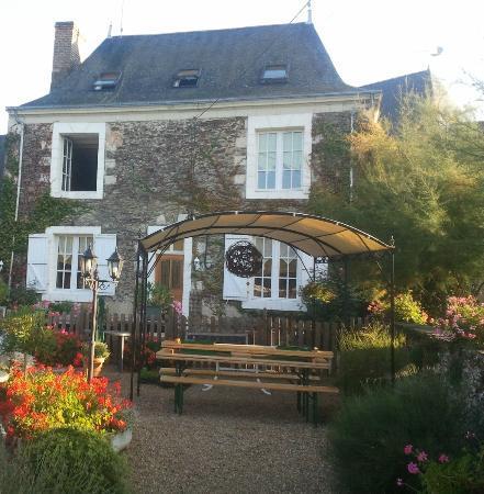Rives Mayenne : Maison d'hôtes