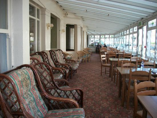 The New Loretta Hotel: Conservatory