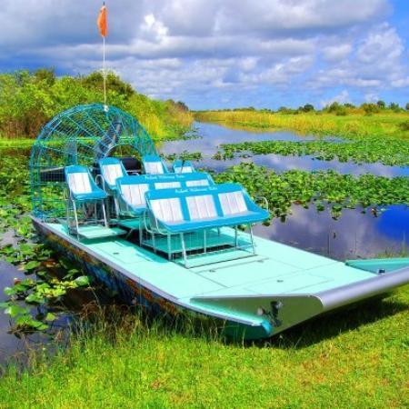 Best Airboat Rides Vero Beach
