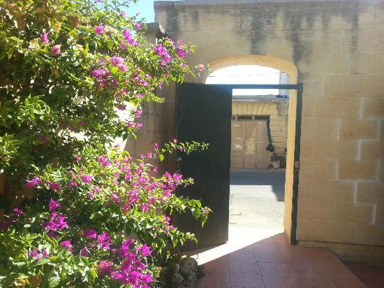 Bellavista Farmhouses Gozo: Entrance