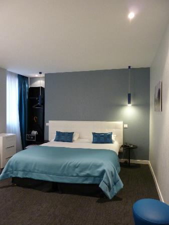 Hotel Le Saint-Georges: Bedroom