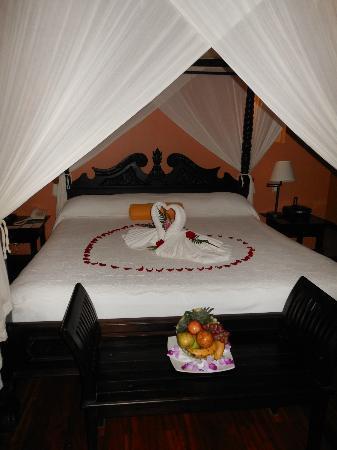 Rio Celeste Hideaway Hotel: Welcome!