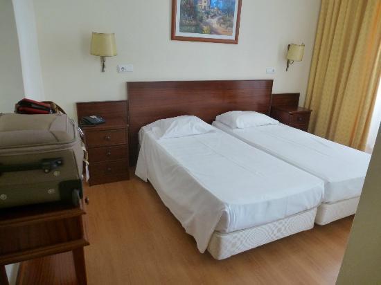 Residencial Florescente: chambre 205