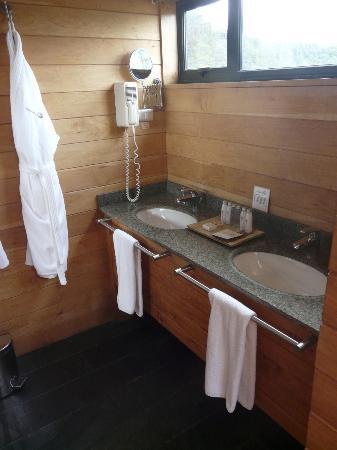 Patagonia Camp: Baño del Yurt