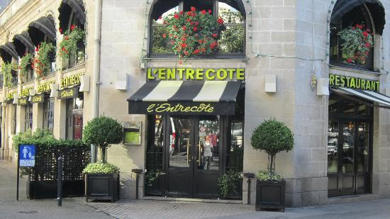 l'Entrecôte - Photo de L'Entrecôte, Nantes - Tripadvisor