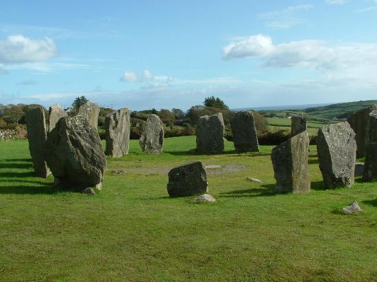 Drombeg Stone Circle: Stone Circle