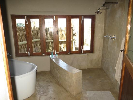 Simbavati River Lodge: Bathroom