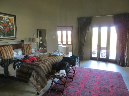 Simbavati River Lodge: Master Suite
