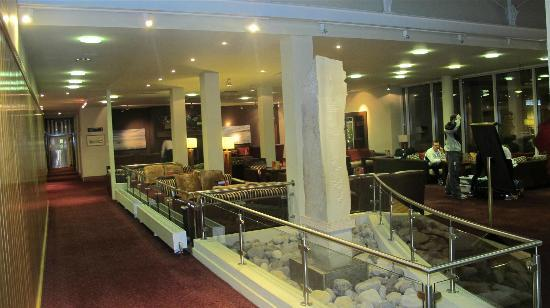 Sligo Park Hotel & Leisure Club: Reception Area