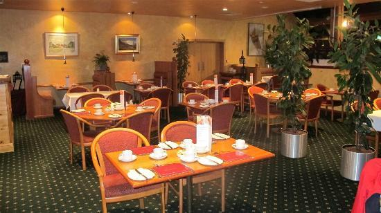 Sligo Park Hotel & Leisure Club: Restaurant