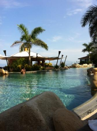 Garza Blanca Preserve, Resort & Spa: beautiful swimming pool