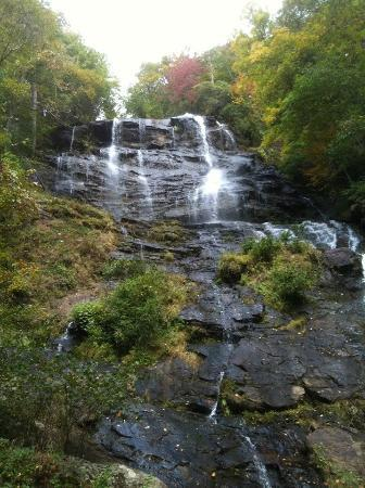 Amicalola Falls State Park: Amicalola Falls - October 2012