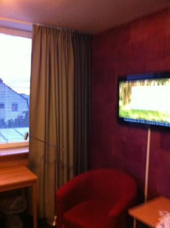 First Hotel Fridhemsplan: TV 