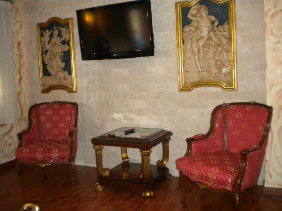 Hostal Lima: Suite Venus y Marte