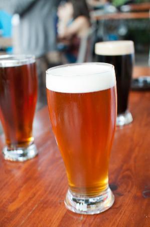 La Barberie: bières