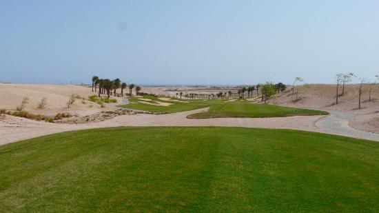 Steigenberger Makadi Hotel: golf