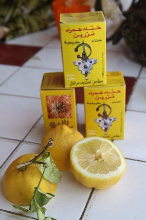 Henna For Sale Picture Of Henna Cafe Marrakech Tripadvisor