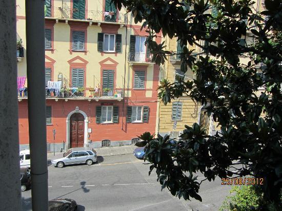 Albergo Venezia: VISTAS