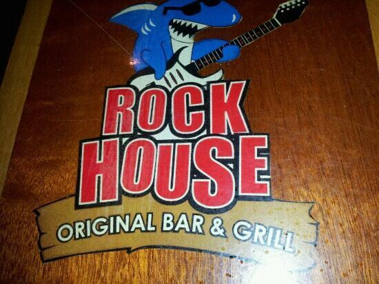 Rock House: cute name!