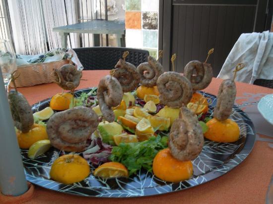 Petra Relais : bon appetit....