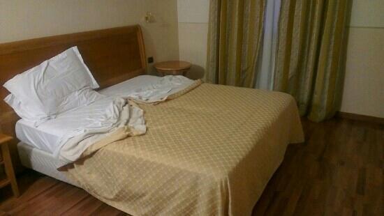 Tricolore Hotel: Mia stanza