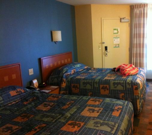 Disney's Pop Century Resort : Room #4417