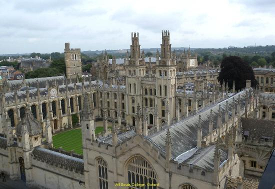 all souls college オックスフォード all souls collegeの写真