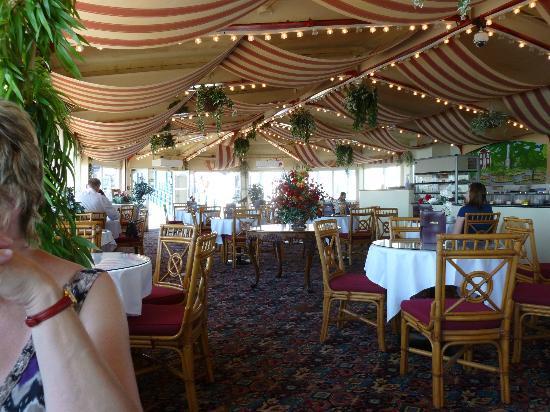 Victorian Tea Rooms Inside View