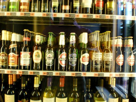 iQ Hotel Roma: Vending machine of my dreams!