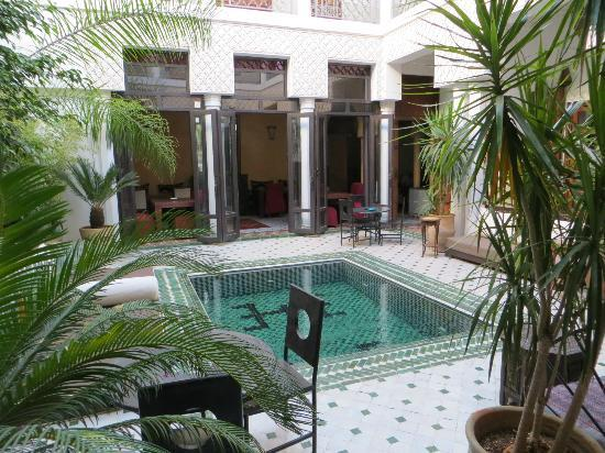 Riad Yasmine: A fantastic place to chill...