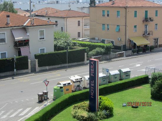 Hotel Fiera: VISTAS