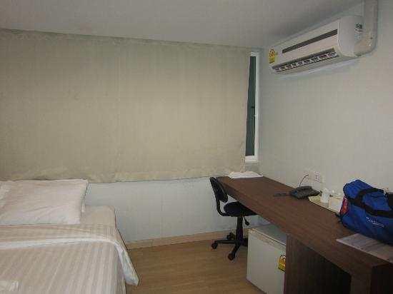โรงแรมนันตรา สุขุมวิท39: Room