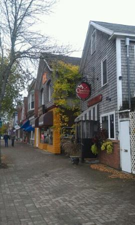 Maine Street : Maine St, Brunswick, ME