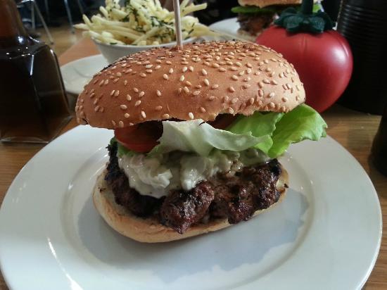 Gourmet Burger Kitchen Bristol Reviews