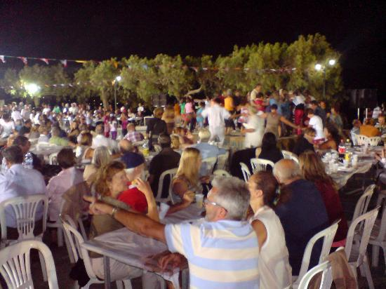 Morpheas Apartments: Tourism Festival
