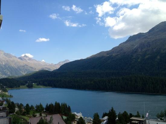 Hotel Schweizerhof: room view