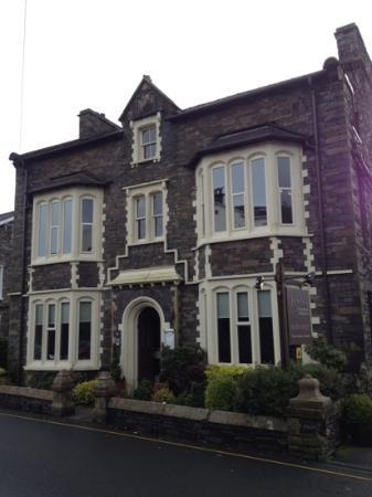 Jerichos Guest House: nice place to stay in the lakes