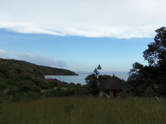 Tim & Kim Village : view from huts