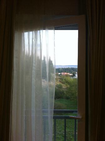 Hotel City: Nice view